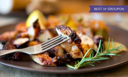 Seafood Meal, Romford