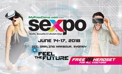 image for SEXPO: One-Day Entry from $10, 14-17 June, International Convention Centre, Darling Harbour (Don't Pay $28*)