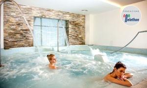 Terme di Pejo: Ingresso di coppia alle Terme di Pejo con percorso spa, piscina, massaggi a scelta, scrub e fanghi (sconto fino al 62%)