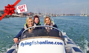 Flying Fish: $189 (Plus $50PP for Cert + Insurance) for a Full-Day Boat License Course for One Person with Flying Fish ($395 Value)