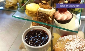 Family tree: High Tea with Optional Wine for Up to Six at The Family Tree