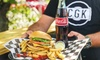 Up to 40% Off Burgers, Shakes, and More at Crazy Good Kitchen