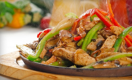 Mexican Dinner for Two or Four, Valid Any Day or Sunday–Thursday at Matamoros Restaurante Y Cantina (Up to 56% Off)