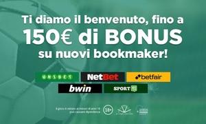 Bonus scommesse online superscommesse: Superscommesse.it – Buono sconto fino a 150 € per giocare sui migliori bookmaker