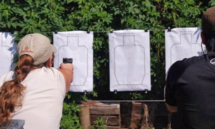 Sheepdog Tactical Training - Houston and Surrounding Areas: Concealed Handgun License & Shooting Courses for One or Two at Sheepdog Tactical Training, LLC (Up to 56% Off)