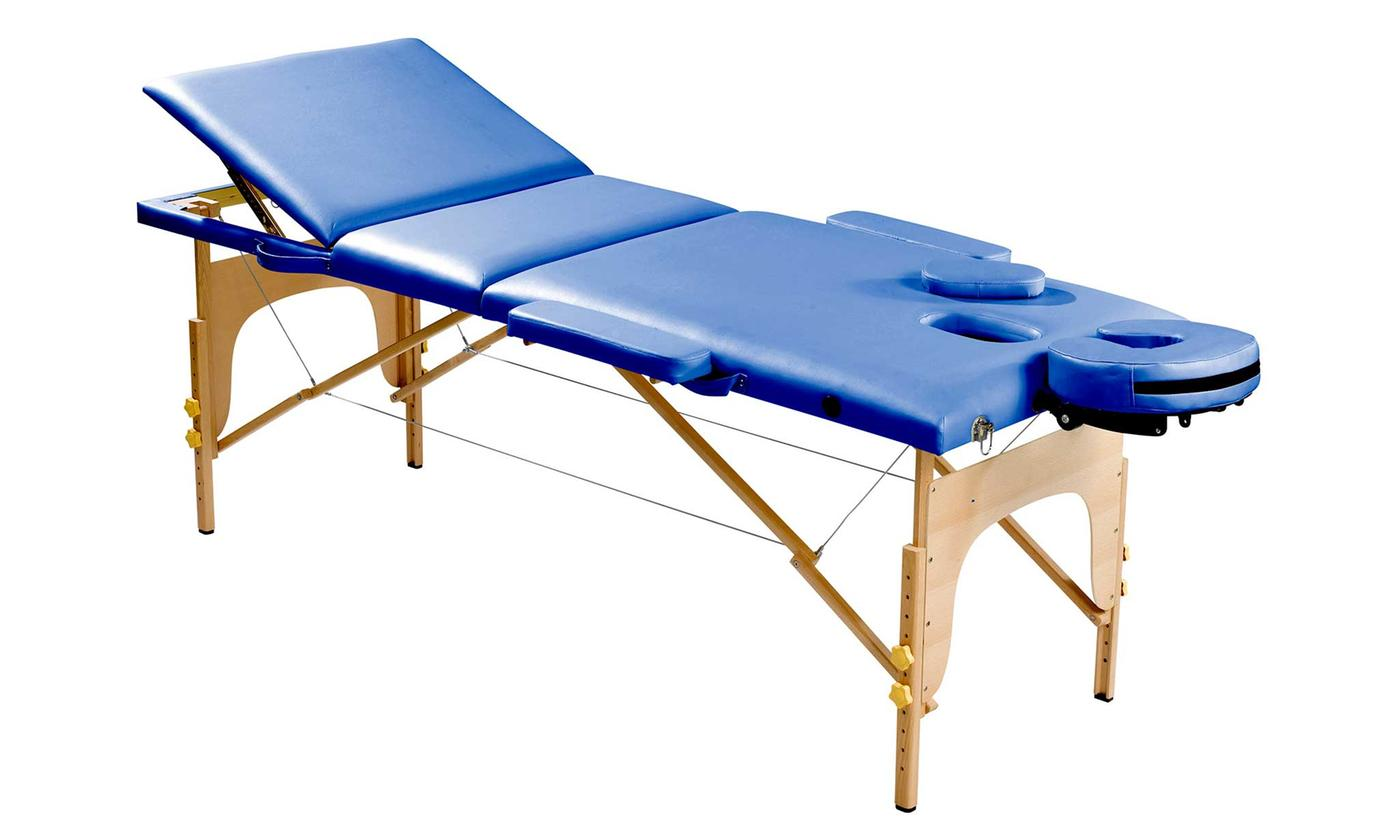 sportplus foldable massage table