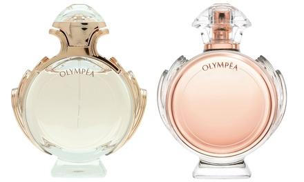 Paco Rabanne Olympea Eau de Parfum in der 50 ml- oder 80 ml-Flasche