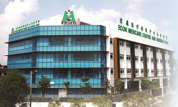 Econ Medicare Centre And Nursing Home Johor Bahru Physio