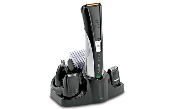 remington grooming kits groupon goods. Black Bedroom Furniture Sets. Home Design Ideas