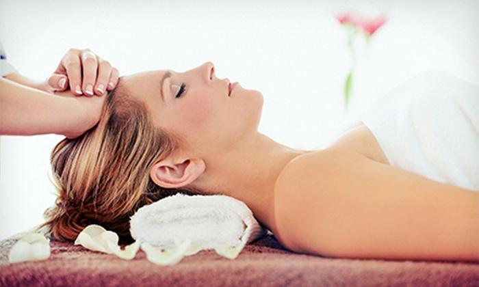 ACC Natural Healing & Wellness - Haslett: Bodywork Sessions at ACC Natural Healing & Wellness (Up to 55% Off). Three Options Available.
