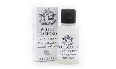 Fino a 3 sieri viso Cougar Beauty White Diamond
