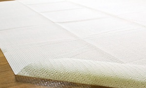 Superior Cream Non-Slip Reversible Hard Surface Area Rug Pad