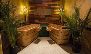 Hop in the Spa: Microbrew Soak with Complimentary Deschutes Brewery Beer for One or Two People at Hop In The Spa