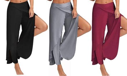 Pantaloni da yoga