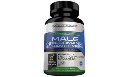 Testosterone booster vs viagra