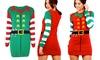 Robe costume Elf pour femmes