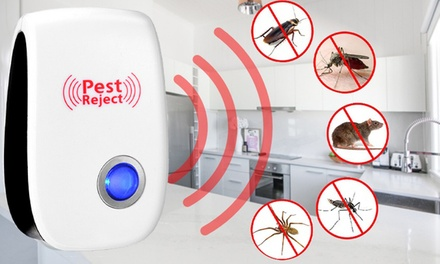 Ultrasonic Electronic Pest Repellent: One ($19) or Two ($29) (Don't Pay up to $98)