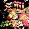 北海道/すすきの ≪道産牛&黒豚の食べ比べしゃぶしゃぶ等7品+120分飲み放題≫