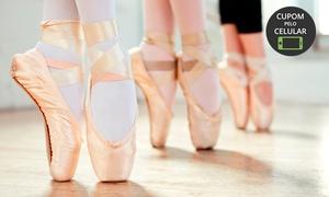 Karen Ibias Escola de Dança: Karen Ibias Escola de Dança – 2 endereços: 1, 2 ou 3 meses de aulas de balé, jazz ou sapateado