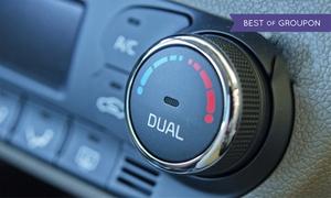 Alfa Warsztat: Ozonowanie (25,99 zł) lub serwis klimatyzacji z uzupełnieniem czynnika (od 49,99 zł) w serwisie Alfa Warsztat