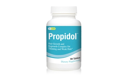 Propidol Hair-Growth Supplements (90-Count)