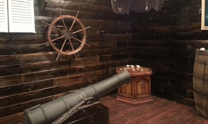 Room-Escape Game at The Hidden Chambers (Up to 56% Off). Five Options Available.