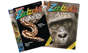 Up to 75% Off Zoobooks Magazine Subscription for 1 or 2 Years at Zoobooks Magazine, plus 6.0% Cash Back from Ebates.