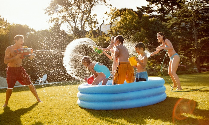 Power Play Gaming - North Jersey: Kids' Laser-Tag or Splash Party or Sno-Cone Machine Rental with Operator from Power Play Gaming (56% Off)