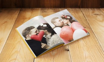 Personalised Hardback Photobook