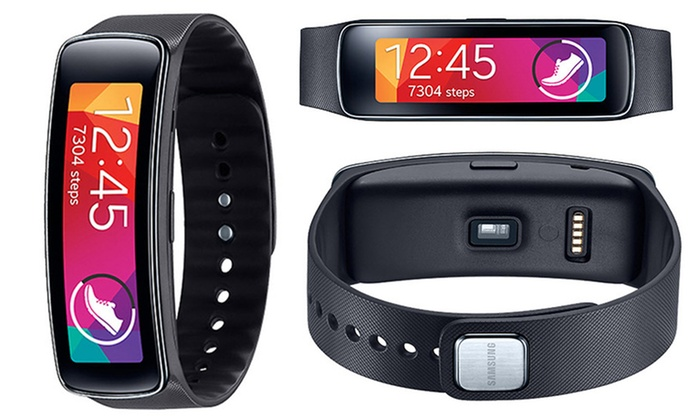 f8a705e49ab Samsung Gear Fit Fitness Watch (Manufacturer Refurbished)