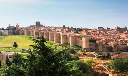 Ávila: estancia para 2 personas en habitación doble o twin con desayuno o media pensión en Hotel Santa Teresa