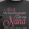Up to 52% Off Personalized Nana T-Shirt