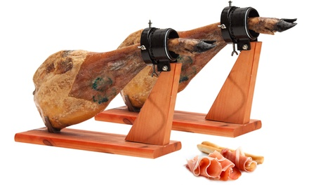 One or Two 4kg Iberian Ham Shoulders With Free Delivery