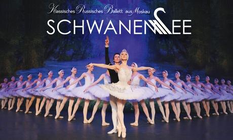"""2 Tickets für """"Schwanensee"""" ab 02. Dezember u. a. in Berlin, Duisburg, Siegen und Hamburg"""