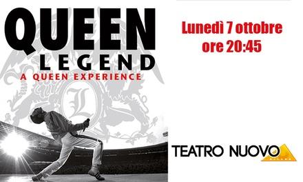 Promozione Biglietti Eventi Groupon.it Tributo ai Queen, Milano