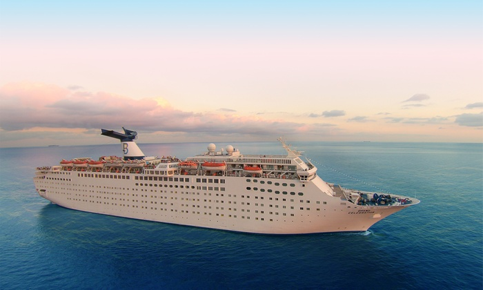 Bahamas Cruise For Two From Paradise Line