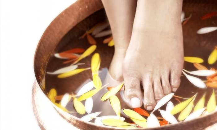 Illusion Spa - Illusion Spa: One or Two Foot Detox Sessions with Aromatherapy and Tea at Illusion Spa (Up to 63% Off)