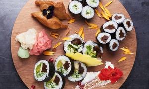 Zestaw sushi: 42 kawałki za 127,99 zł i więcej w Moshi Moshi Sushi w Sopocie