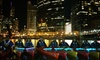 Kayak Chicago - Goose Island: Architectural Tour or Fireworks Paddle on The Chicago River for One or Two with Kayak Chicago (Up to 31% Off)