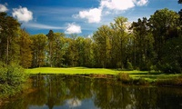 Round of Championship Golf and Food at Linden Hall Hotel (Up to 75% Off)