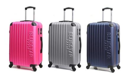 Bluestar ABS-Reisekoffer Bucharest in der Farbe nach Wahl (Koln)