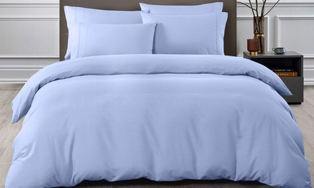 From $59 for a 2000TC Cooling Bamboo Blend 6-Piece Sheet Set in Choice of Size and Colour (Don't Pay Up to $389)