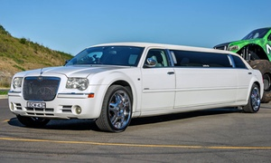Luxe Limo Hire: Chrysler 300C Transfer ($99) or Limousine Transfer with Champagne ($299) with Luxe Limo Hire (Up to $650 Value)