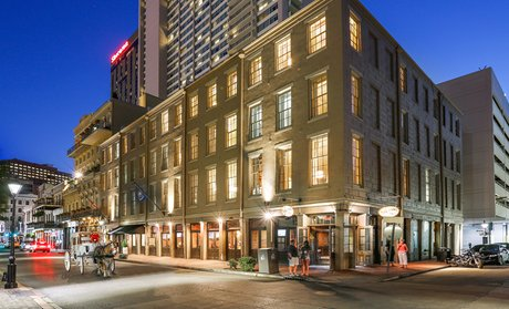 Image Placeholder For Boutique Hotel In The French Quarter