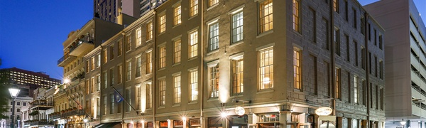 Boutique Hotel in the French Quarter