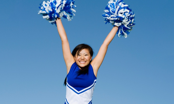 United Spirit Athletics - Avondale: One Four-Week Cheer or Tumbling Class with Registration Fee at United Spirit Athletics (Up to 54% Off)