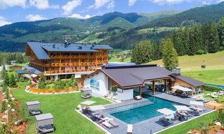 Sesto: fino a 5 notti in camera o appartamento, pensione 3/4 e Spa illimitata al Bad Moos  Resort 4* – Prezzo a persona