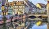 Inter Hôtel le Verger des Châteaux - Dieffenthal: Alsace : 1 à 3 nuit(s) avec petit-déjeuner et kir, 1 dîner en option à l'INTER-HOTEL Le Verger des Châteaux pour 2 pers.