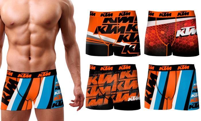 Set di 4 boxer KTM