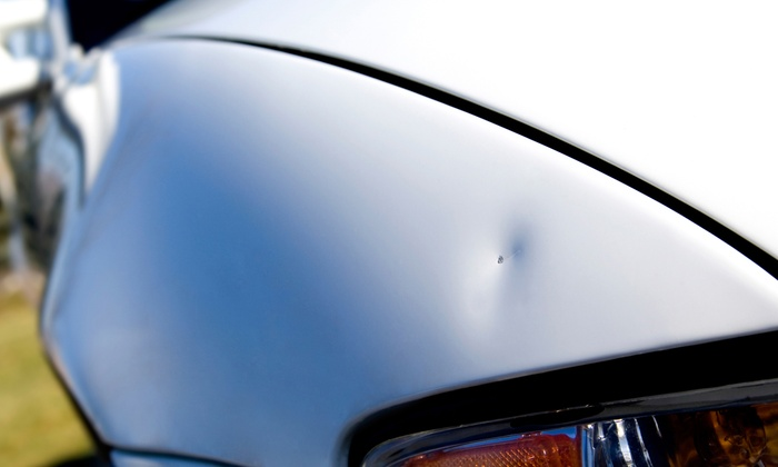 Dents & Dings - Northeast San Antonio: Auto Hail-Damage or Dent Repair at Dents & Dings (Up to 90% Off). Three Options Available.